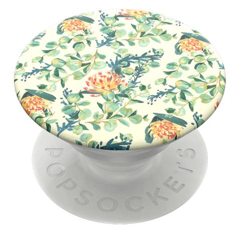 PopSockets držiak na smartfón, Pretty Protea