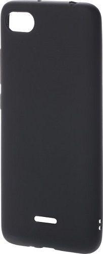 Epico Silk Matt puzdro pre Xiaomi Redmi 6A, čierna