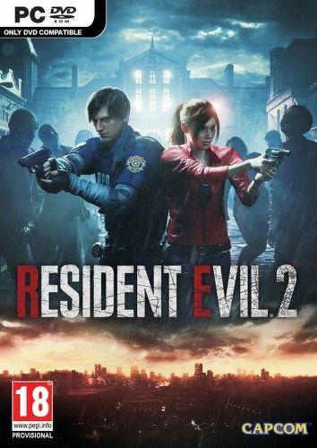 Resident Evil 2, PC hra