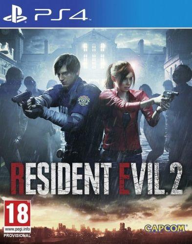 Resident Evil 2, PS4 hra