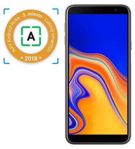 Samsung-Galaxy-J4+-zlatý