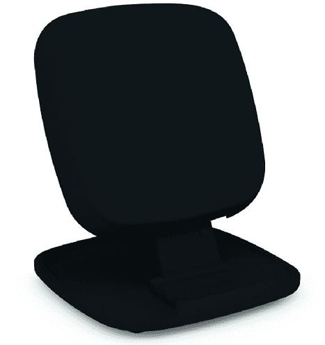 Zens Fast Charge stojančeková bezdrôtová nabíjačka 10 W, čierna