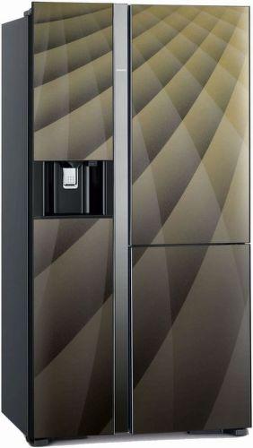 HITACHI R-M700AGPRU4X-D, Americká chladnička