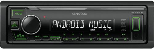 KENWOOD KMM-105GY GRN