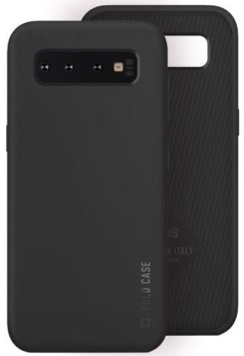 SBS Polo puzdro pre Samsung Galaxy S10+, čierna