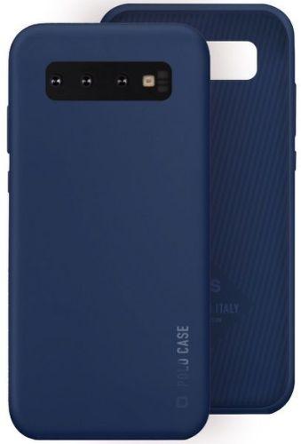 SBS Polo puzdro pre Samsung Galaxy S10+, modrá