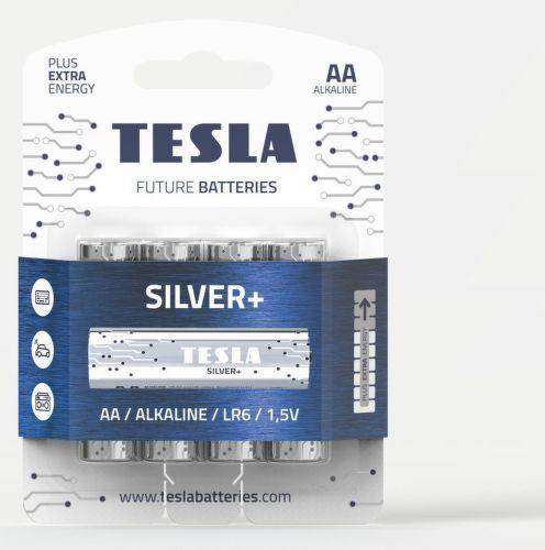 TESLA SILVER+ AA 6ks