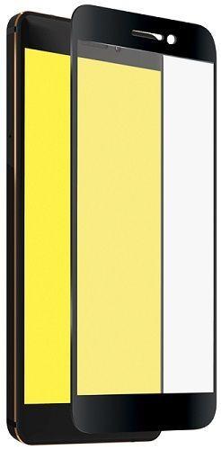 SBS Full Cover sklo pre Motorola One, čierna