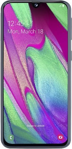 Samsung Galaxy A40 64 GB čierny