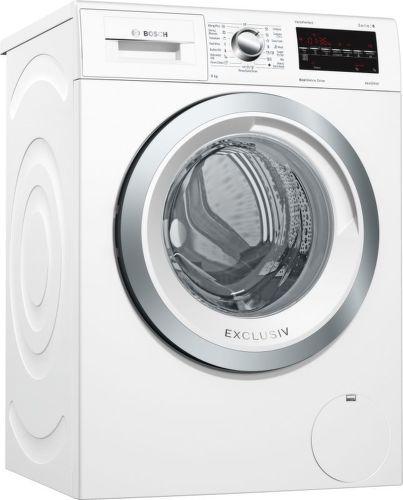 BOSCH WAT28490BY, biela práčka plnená spredu
