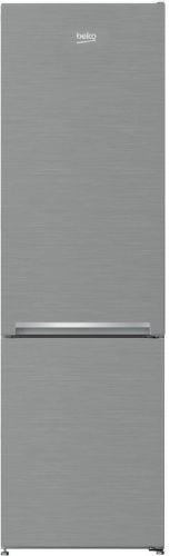 BEKO RCSA300K30XP, titánová kombinovaná chladnička