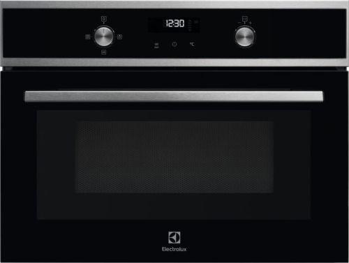 Electrolux 600 FLEX Quick&Grill EVK6E40X, Vstavaná rúra s mikrovlnami