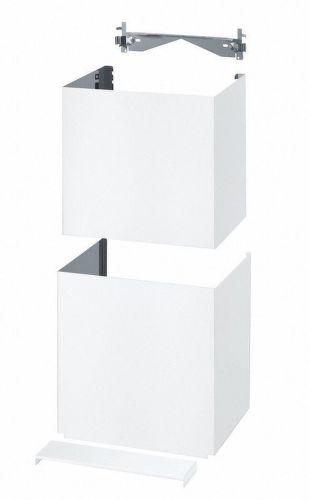 Miele DADC 6000 WHI, biely komín