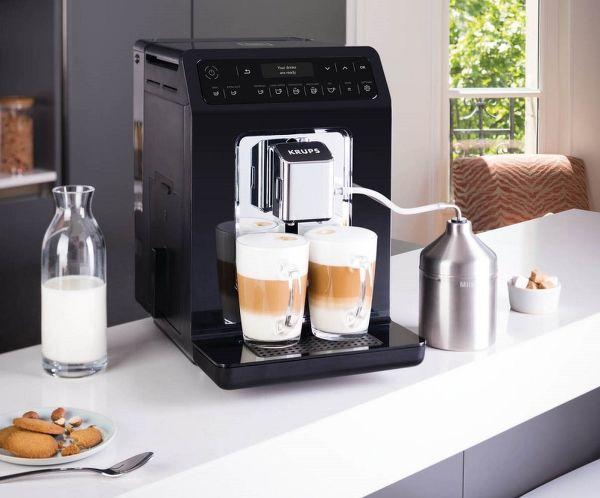 Krups EA890810 Evidence - automatické espresso čierne