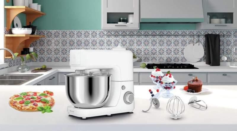 Jednoduché ovládanie kuchynského robota Tefal QB15038
