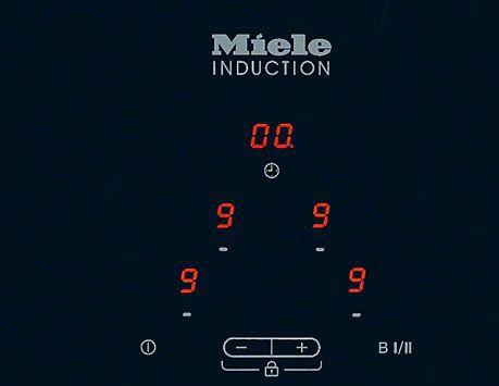 EasyControl - MIELE KM 6155