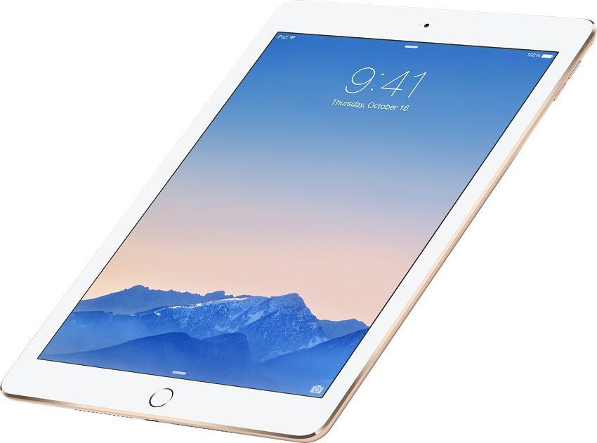 Štíhly dizajn - APPLE iPad Air 2 Wi-Fi