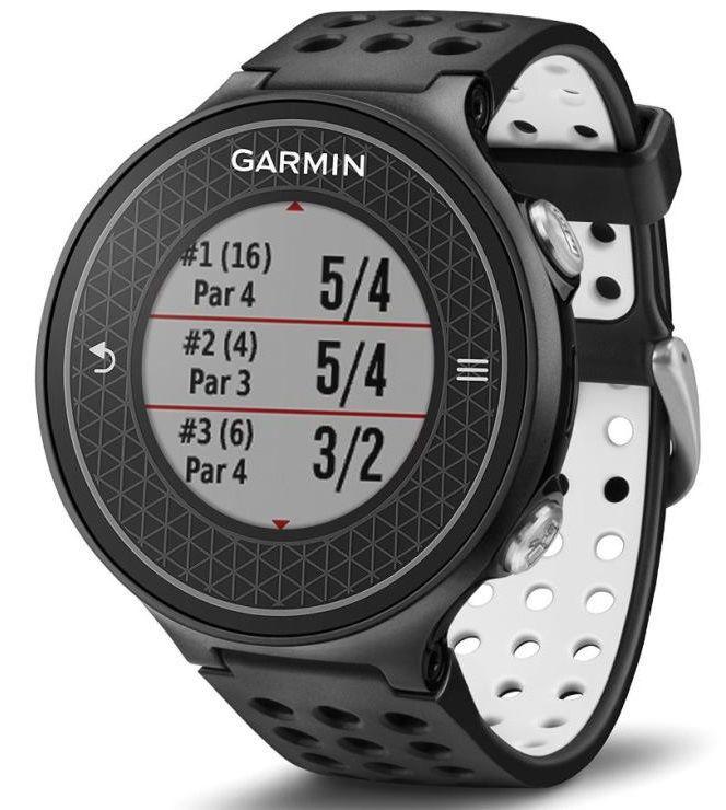 Dizajn - GARMIN Approach S6 Dark Lifetime