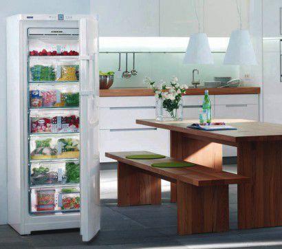 Využitie chladničky - LIEBHERR B 2756