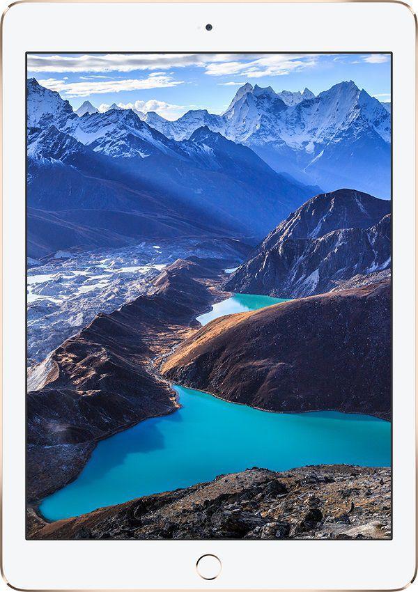 Vysoká kvalita obrazu na Retina displeji - APPLE iPad Air 2 Wi-Fi