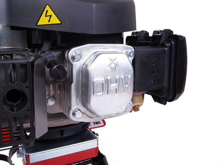 Technické vybavenie - HECHT 761 R