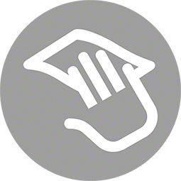 Snímateľné dvierka pre jednoduché čistenie - ELECTROLUX EKK54553OW