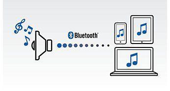 Bezdrôtový prenos hudby - PHILIPS BT1300B/00