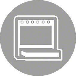 Viac miesta na príslušenstvo s praktickým úložným priestorom - ELECTROLUX EKK54553OW