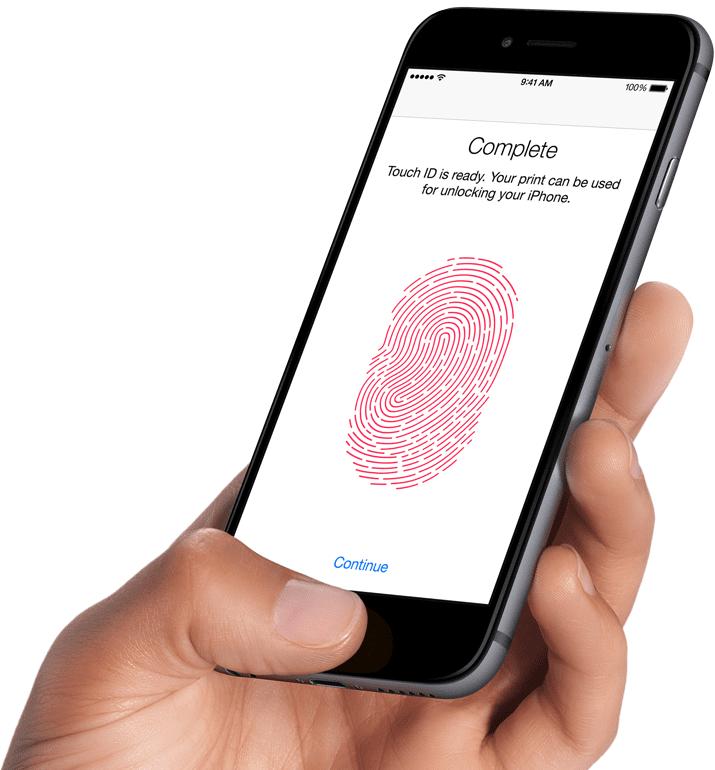 Bezpečnosť máte pod palcom - Apple iPhone 6