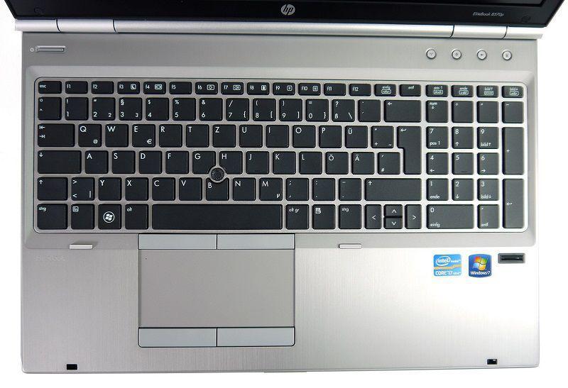 Klávesnica - HP EliteBook 8570p