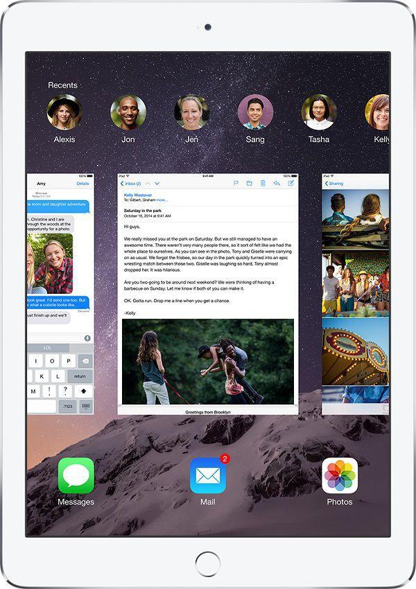 Neobmedzená zábava - APPLE iPad Air 2 Wi-Fi