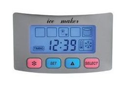 Praktický LCD dipslej - PRINCESS 283069 Ice Cube Maker