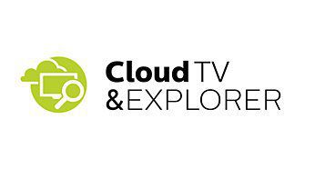 555a6e168 Cloud TV a Cloud Explorer - PHILIPS 40PUS6809/12