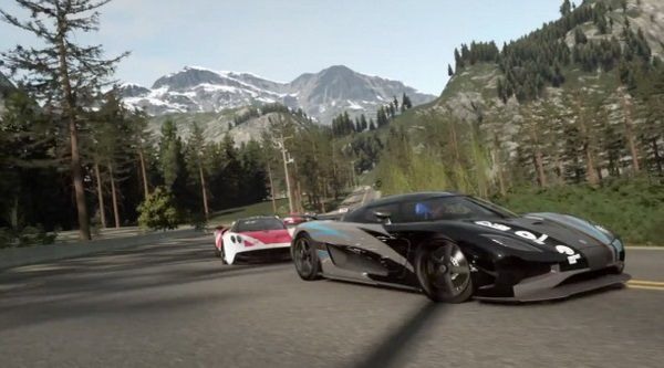 Lokality - PS4 - DRIVECLUB
