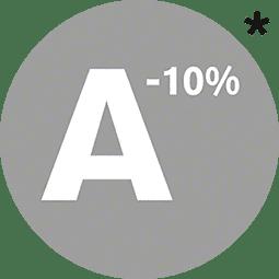 Energeticky úspornejšia až o 10 % než spotrebiče triedy A - ELECTROLUX EKK52550OW