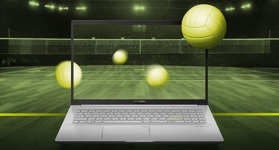 Asus VivoBook 15 K513EA-BN1005T strieborný