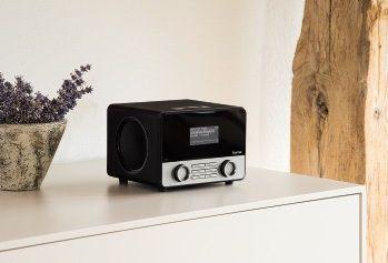 Výkon zvuku - HAMA IR110, Internetové rádio