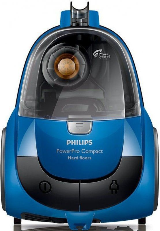 63d3b6f37 Unikátna filtrácia - PHILIPS FC9321/09 PowerPro Compact, bezvreckový vysávač