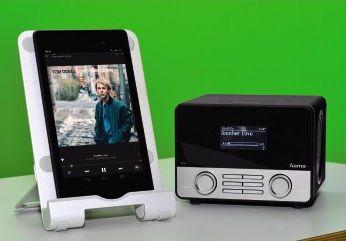 Smartphone - HAMA IR110, Internetové rádio