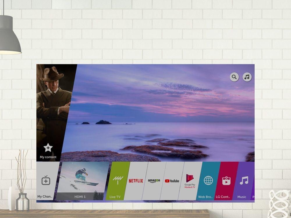 1b3adcde6 *Hlasové ovládanie TV vyžaduje dokúpiť Magický ovládač LG. Vyhľadávanie nie  je dostupné v CS ani SK jazyku. Niektoré služby vyžadujú registráciu a môžu  byť ...