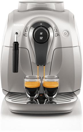 Šálka kávy - SAECO HD8651/19, Plnoautomaticke espresso X-small
