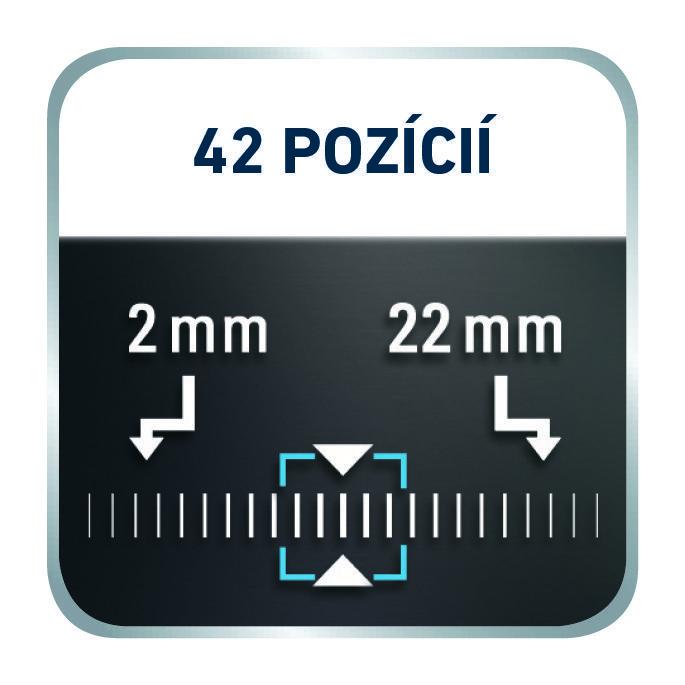 ROWENTA TN8210D4 je jediný zastrihávač s takou výnimočnou účinnosťou a  presnosťou pre strihanie vlasov a fúzov. daa7c73c491