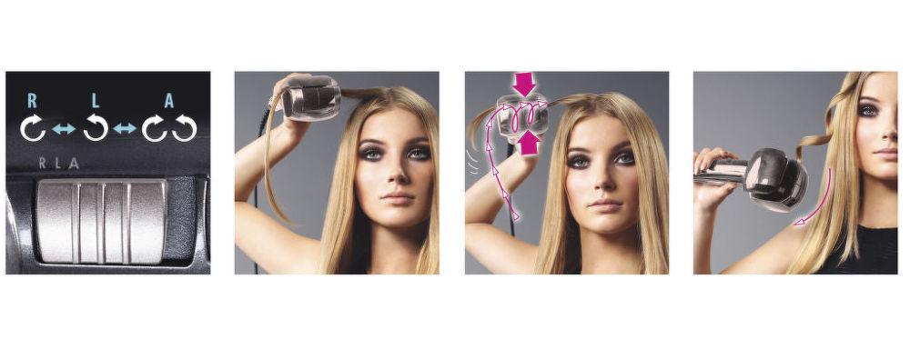 Tento model je vybaven unikátní funkcí ionizace. Díky ní se uchovává ve vlasech  vlhkost a vaše vlasy budou dokonalé hladké a jemné a nebude na nich ani ... c10e90cbbf9