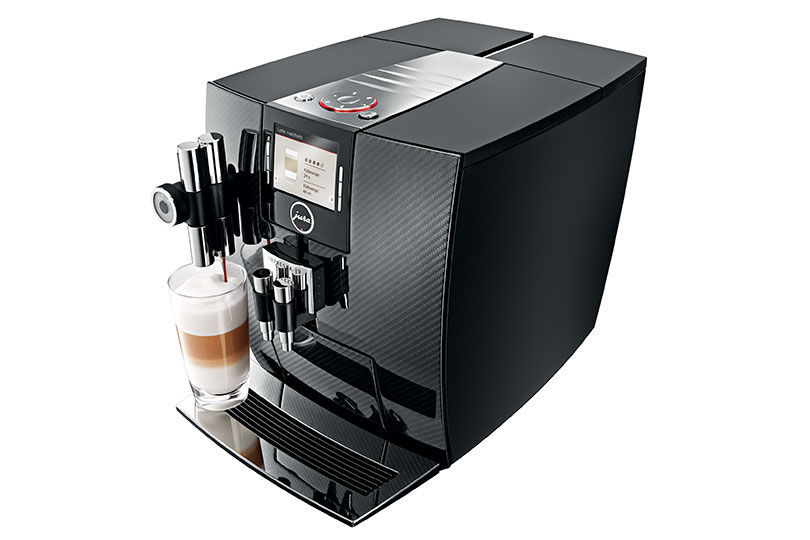 jura impressa j9 3 aroma carbon plnoautomatick espresso. Black Bedroom Furniture Sets. Home Design Ideas