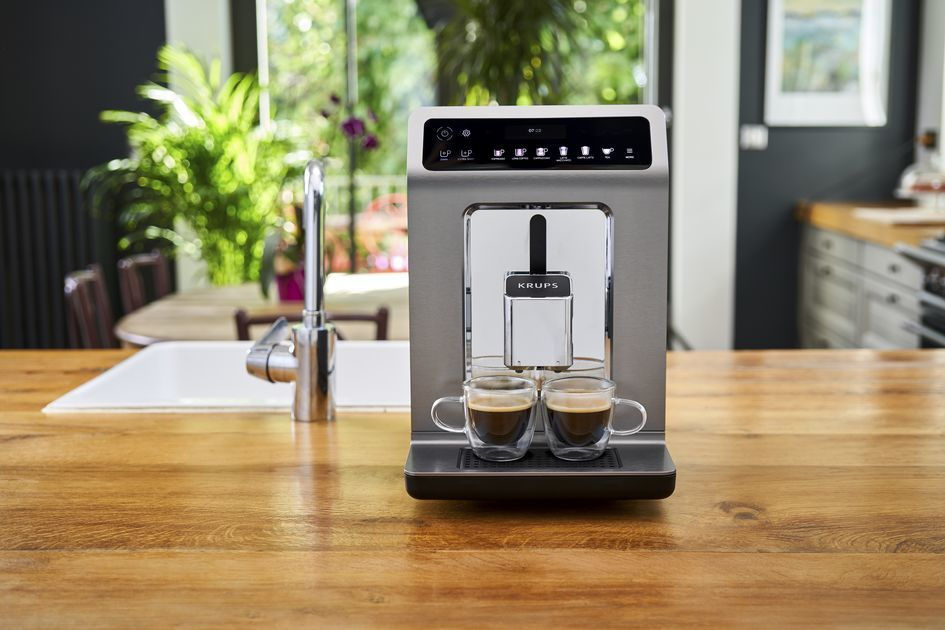 kávovar Krups EA894T10 Evidence Plus