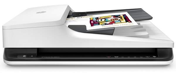 HP ScanJet Pro 2500 f1 biely