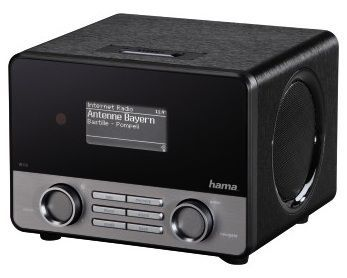 Frontier Silicon TM - HAMA IR110, Internetové rádio