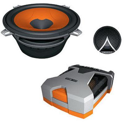Jazdenie s kvalitným zvukom - HERTZ ESK 130