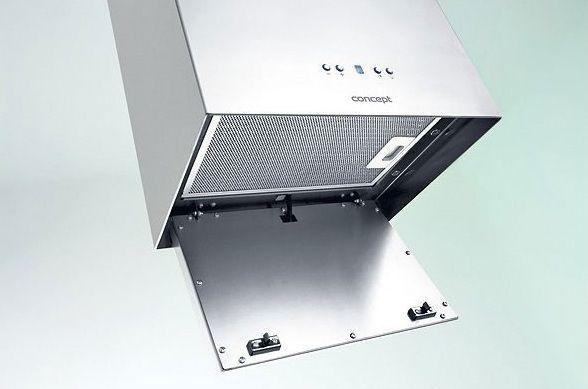 Jednoduché SOFT ovládanie - Concept OPO-5342n, priestorový odsávač pár