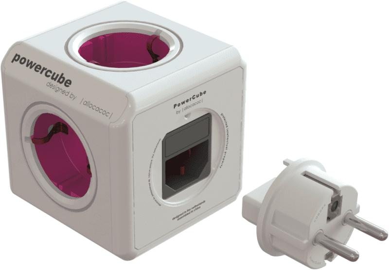 PowerCube KS000PC501, Zásuvkový systém  Nay.sk